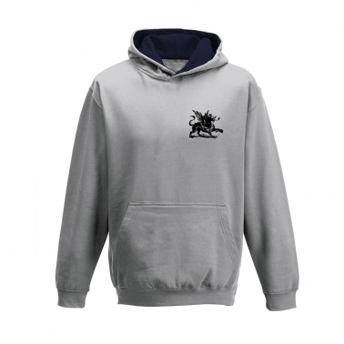 Kinder Hoodie - Frankers Fight Team Dragon Design