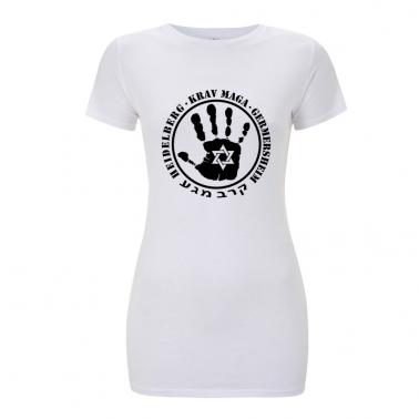 Frauen T-Shirt - Krav Maga Heidelberg