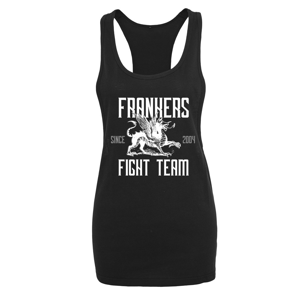 Frauen Lowrider TankTop - Frankers Fight Team