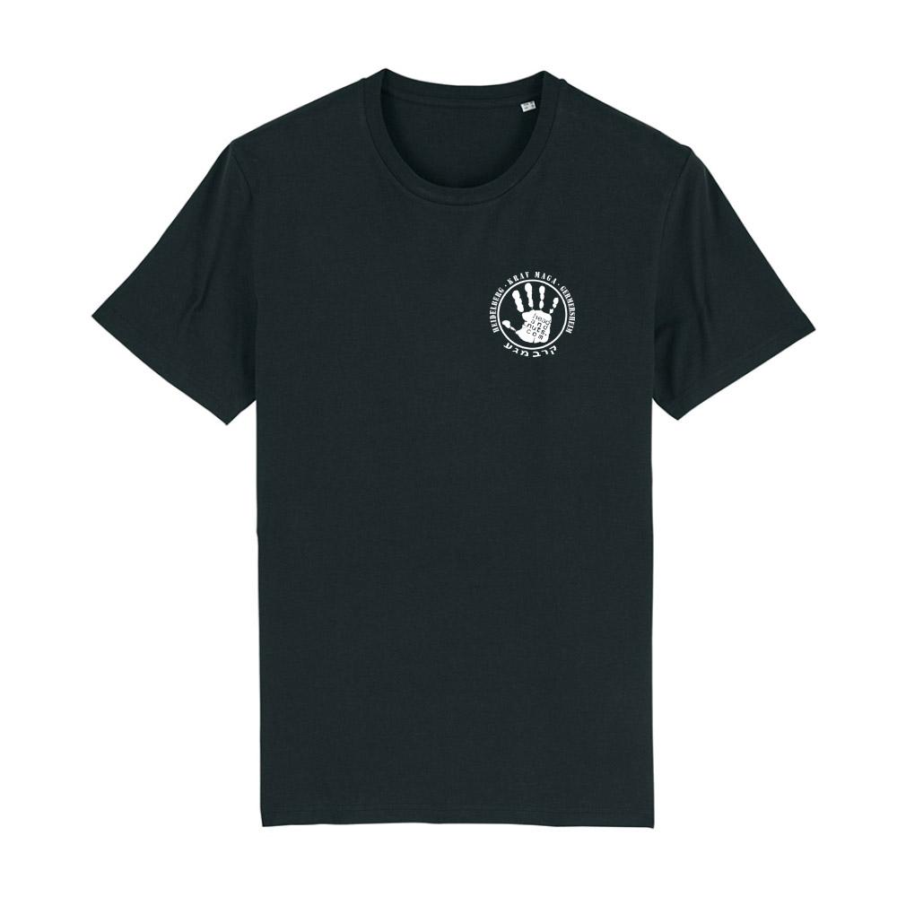 T-Shirt - Krav Maga Brustprint
