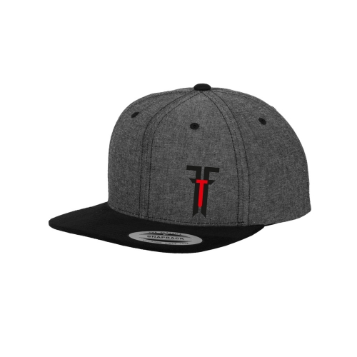 Chambray Cap - Frankers Fight Team FFT
