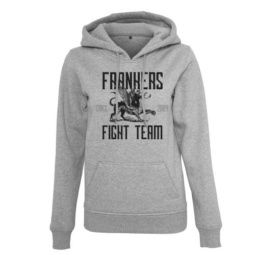 Frauen Hoodie - Frankers Fight Team