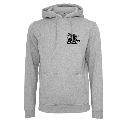 Hoodie - Frankers Fight Team Dragon Logo