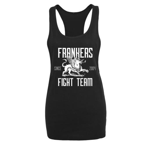 Frauen Lowrider TankTop - Frankers Fight Team