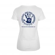 Frauen T-Shirt - Krav Maga Statement